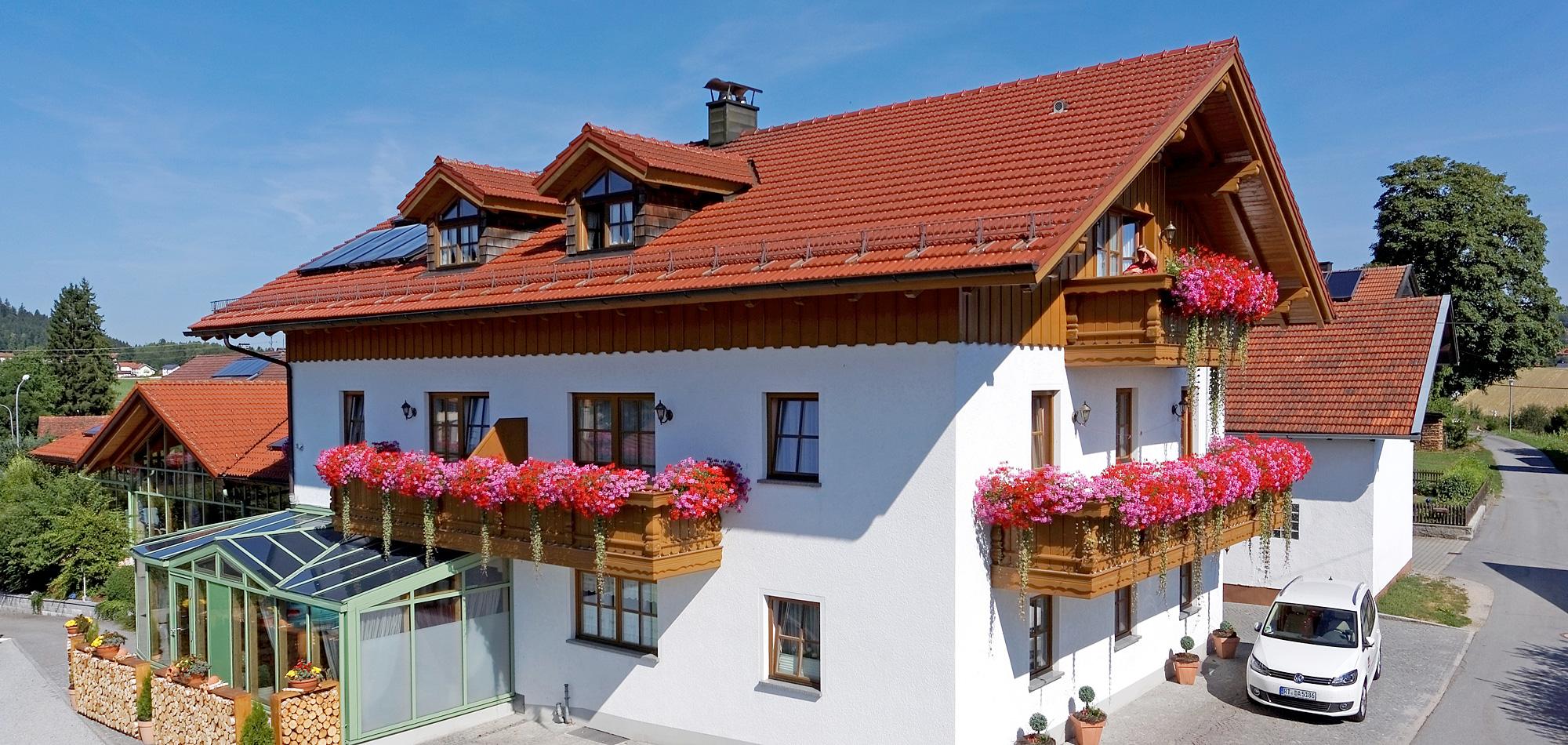 Ferienwohnungen in Triefenried und Gottlesried in Bayern