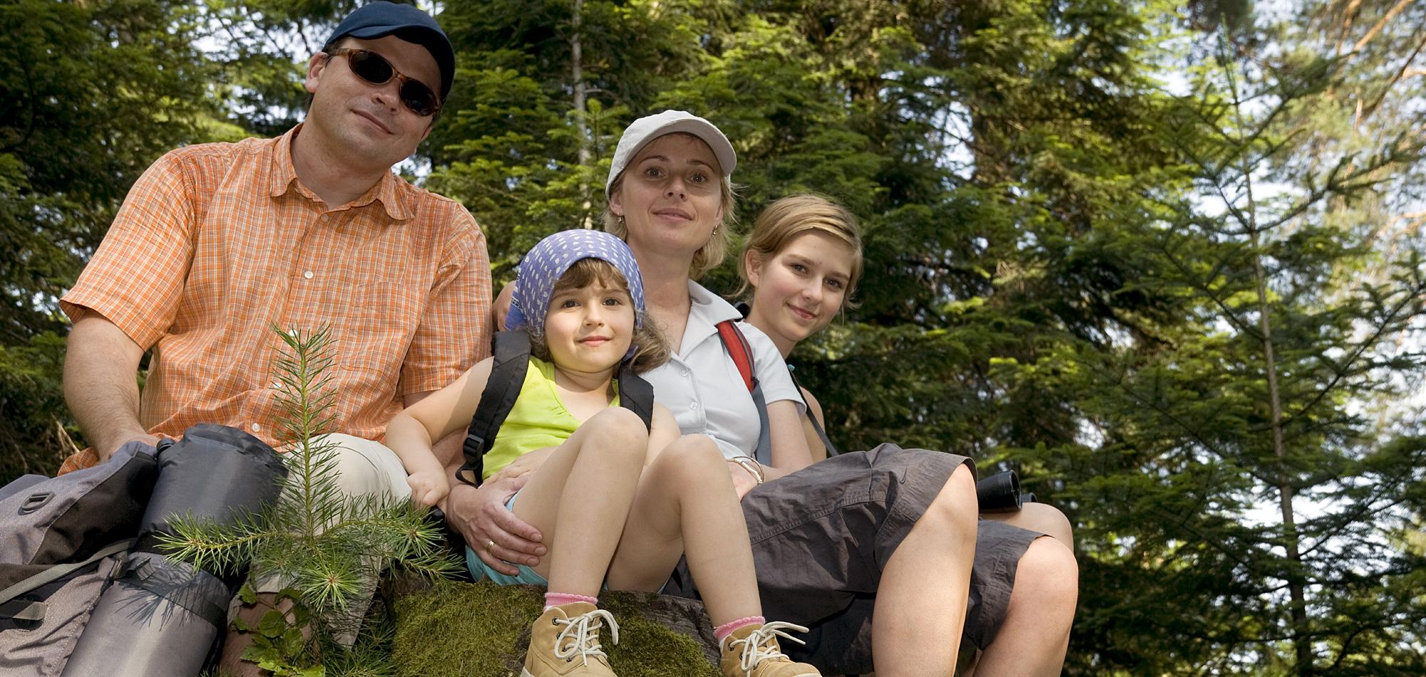 Freizeit und Urlaub im Bayerischen Wald