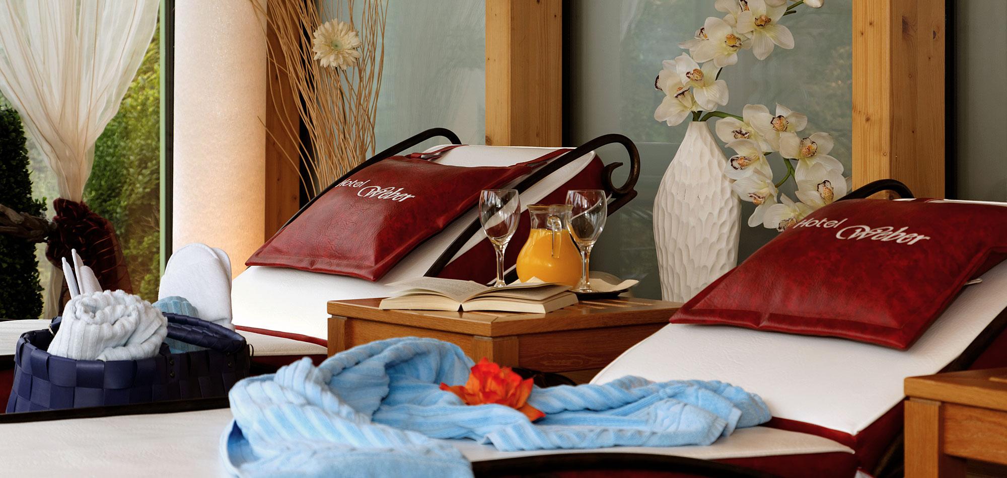 Wellnesshotel in herrlicher Landschaft - Gästebuch