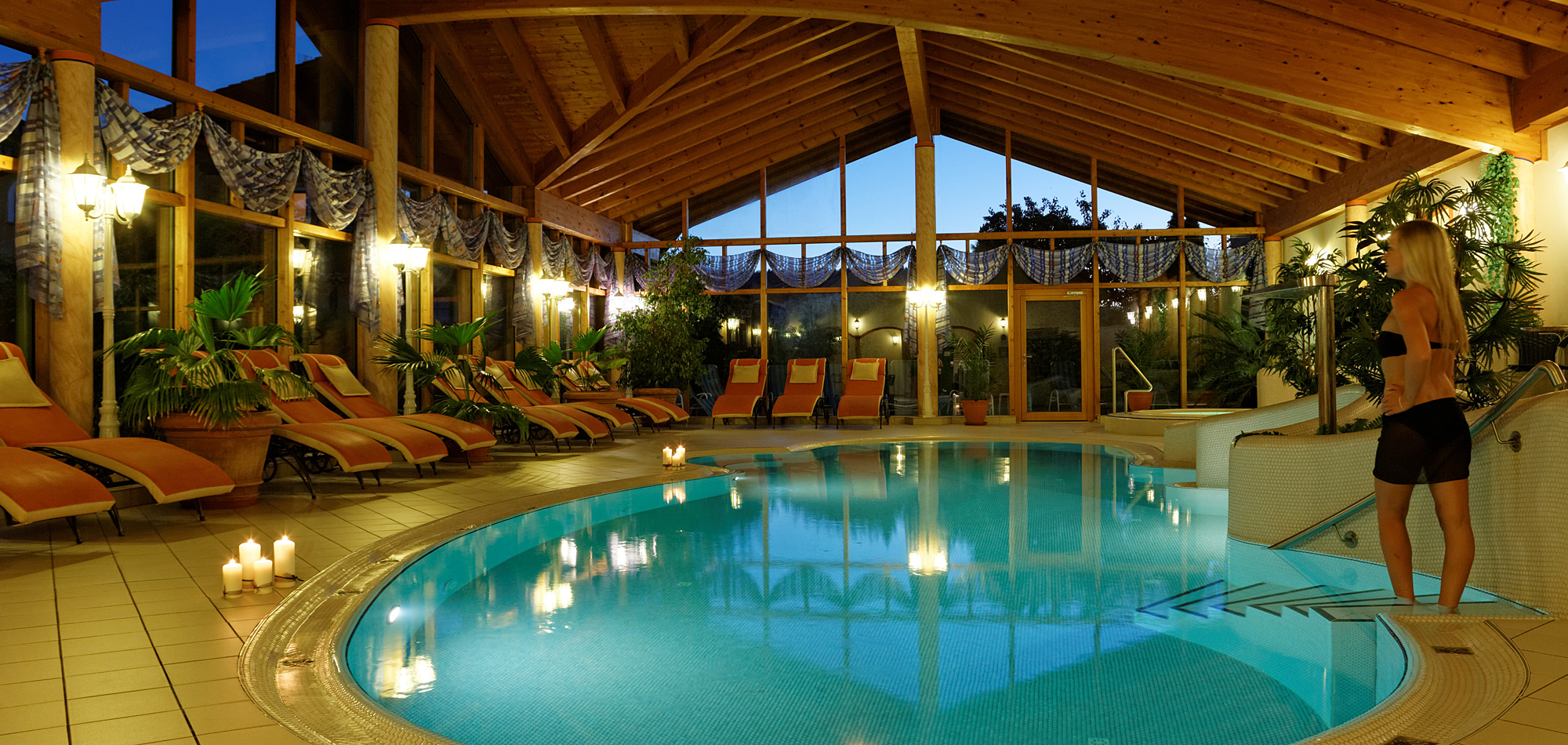 Spa wellness hotel  Urlaubshotel in Bayern 3-Sterne Superior Wellnesshotel Weber in ...