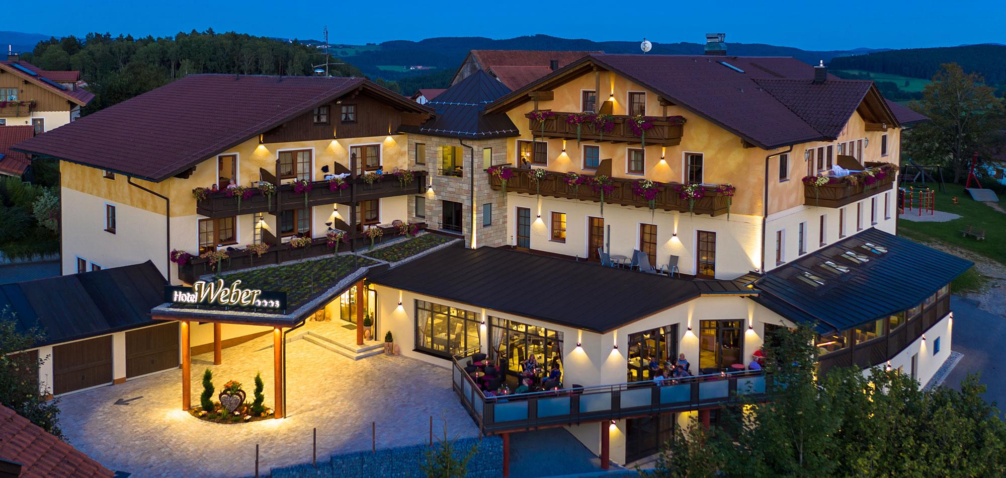 Sterne Hotel Bayerischer Wald