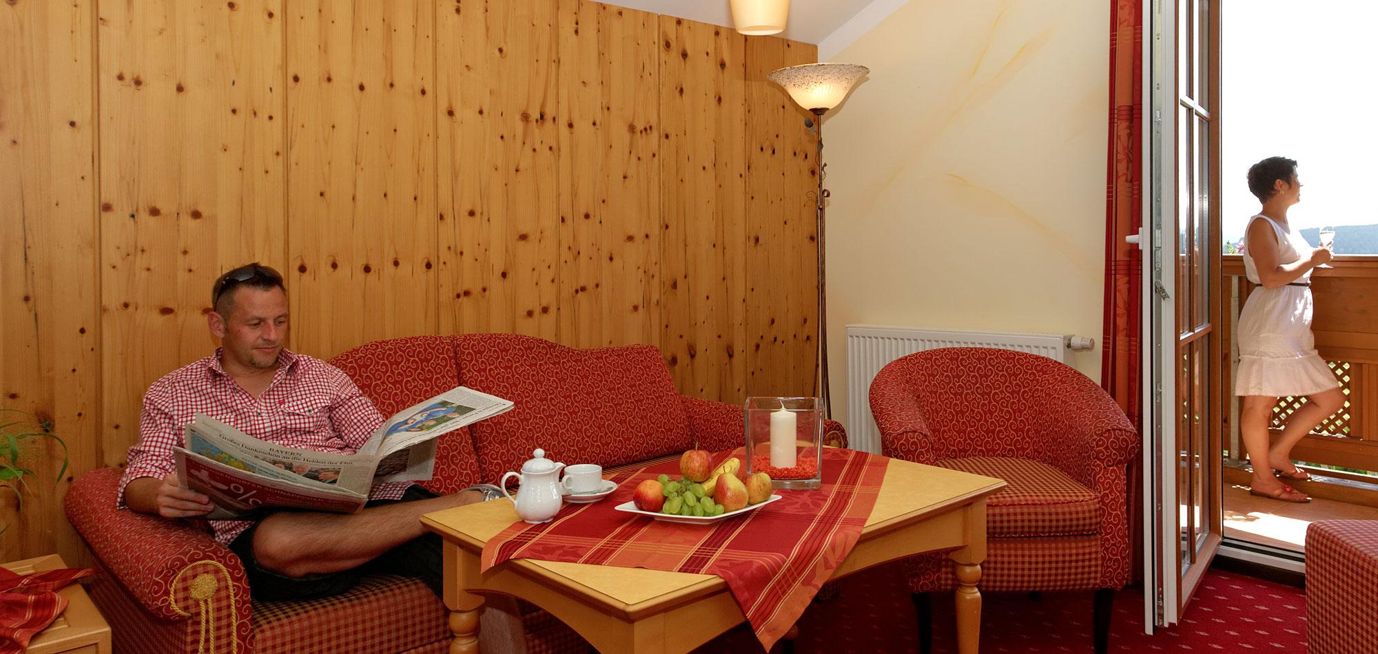 Urlaub im Wellnesshotel Weber im Bayerischen Wald