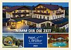 Wellnesshotel Weber in Zachenberg - Hotelprospekt