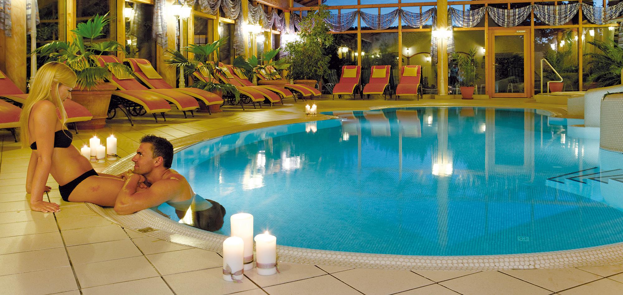 Spa Hotel In Bayerischer Wald