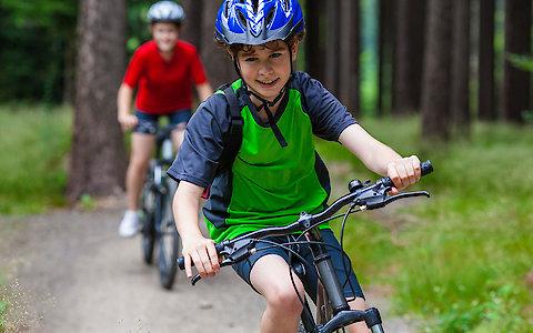 Bikepark am Geißkopf - Strecken für Kinder