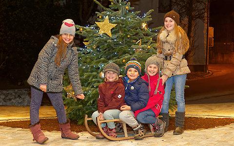 Familienurlaub an Weihnachten im 3-Sterne Superior Hotel