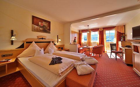 Doppelzimmer Landhaus Komfort im Wellness Hotel Bayrischer Wald