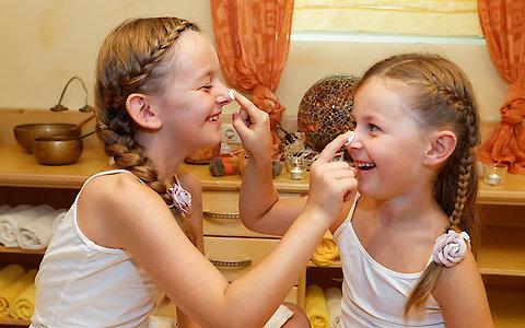 Wellness für Kinder im Bayerischen Wald
