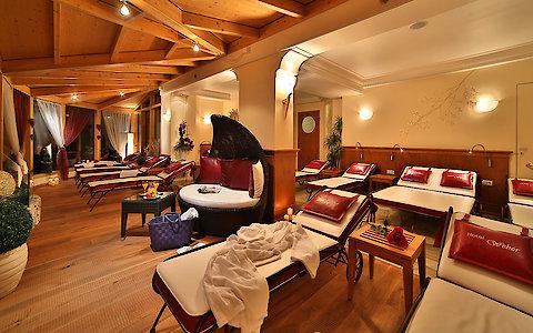 wellness spa im 3 sterne superior hotel weber in On hotel weber triefenried